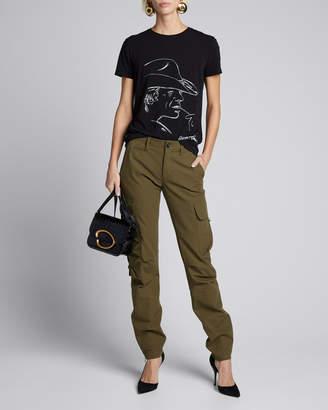 Ralph Lauren Mitchell Stretch-Cotton Cargo Pants