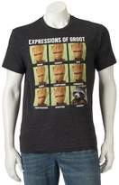 Men's Marvel Guardians of the Galaxy Expressions of Groot Tee