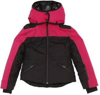 Moncler Laurens Nylon Ski Down Jacket