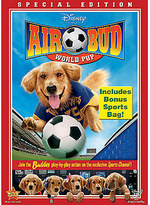 Disney Air Bud: World Pup DVD
