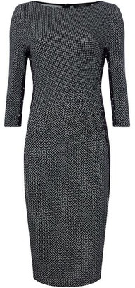 Max Mara Weekend Kriss long sleeve jersey dress