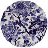 Gien Piviones Bleu Dessert Plate