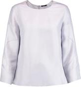 Raoul Bonnie washed-silk top
