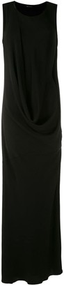 Uma | Raquel Davidowicz Rochele tailored maxi dress