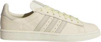 adidas Pharrell Williams Campus Running Shoes - Ecru Tint / Cream White Clear Brown
