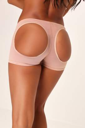 I SAW IT FIRST Nude Bum Lifter Shorts Briefs