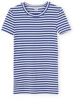 Petit Bateau Womens striped tee