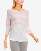 Vince Camuto Two By Colorblocked Top