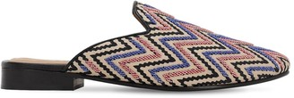 Lvr Sustainable Hand-embroidered Mules