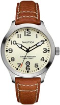 Nautica Natuica Men's BFD 101 Stainless Steel Watch