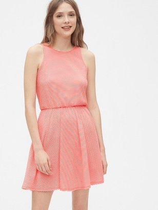 Gap Cinched-Waist Sleeveless Dress