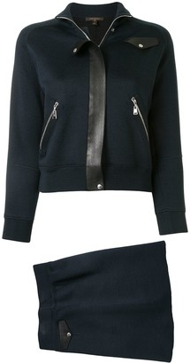 Louis Vuitton Pre-Owned Jacket And Skirt Suit