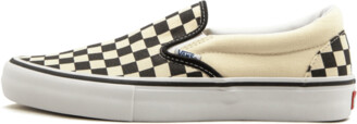 Vans Slip-On Pro (Chck) Shoes - Size 4.5