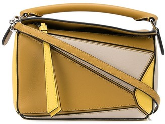 Loewe Puzzle mini cross-body bag