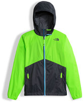 The North Face Flurry Wind Hooded Jacket, Green, Size XXS-L