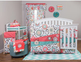 Trend Lab Pom Pom Play 4 Piece Crib Bedding Set