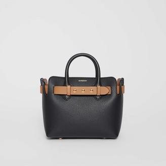 Burberry The Mini Leather Triple Stud Belt Bag