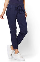 New York & Co. Poplin Jogger Pant