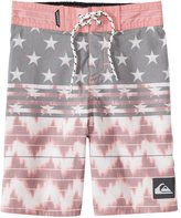 Quiksilver Boys' Swell Americana Boardshorts (24) - 8146500