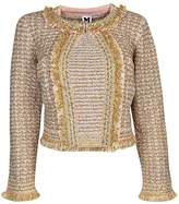 Missoni Embroidered Fitted Blazer