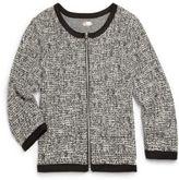 Sally Miller Girl's Shimmer Tweed Jacket