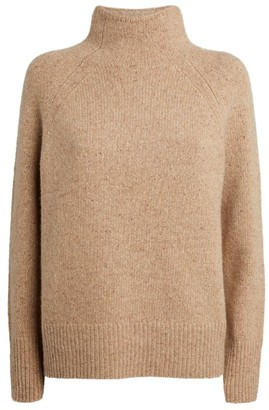 Vince Donegal Rollneck Sweater