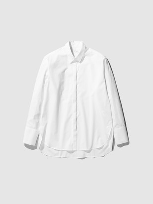 Norse Projects Maja Poplin Top