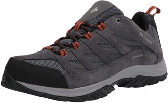 Columbia Men's Crestwood Waterproof Hiking Boot Shoe
