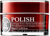 Dr Roebuck's POLISH 2-in-1 Facial Scrub and Mask
