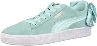 Puma Women's Suede Bow Wn Sneaker