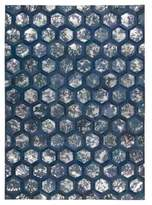 Michael Amini City Chic Rug Collection- Cobalt