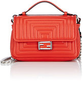 Fendi Women's Double Baguette Micro-RED