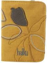 Haiku Track RFID Passport Case Handbags