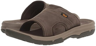 Teva Langdon Slide (Walnut) Men's Sandals