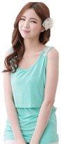 Bearsland Women's Breastfeeding and Nursing Tank Top and Cami Shirt
