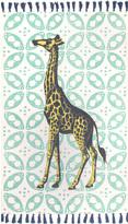 Thomas Paul Giraffe Cotton Rug