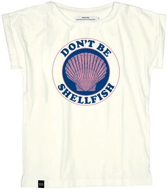dedicated - Visby Shellfish T Shirt - XL.