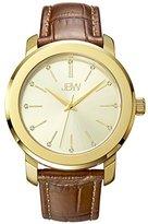 JBW Women's J6307A Analog Display Japanese Quartz Brown Watch