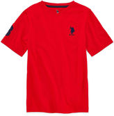 U.S. Polo Assn. USPA Short Sleeve T-Shirt-Big Kid Boys