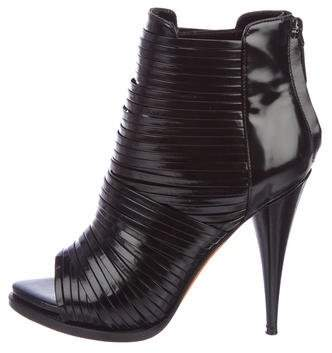 Givenchy Multistrap Ankle Boots