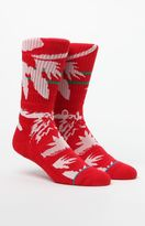 Stance Maui St Nick Crew Socks