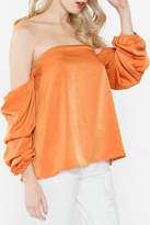 Sugar Lips Seidure Off Shoulder Top