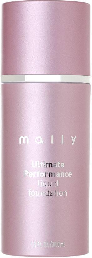 Mally Beauty Ultimate Performance Liquid Foundation, Light 1 oz (30 ml)