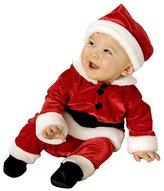 Rubie's Costume Co Costume (Canada) Baby Boy's Velvet Santa Romper