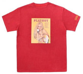 [UNISEX] [HBXPB] PLAYBOY Vintage Cover T-Shirts 2 - Red