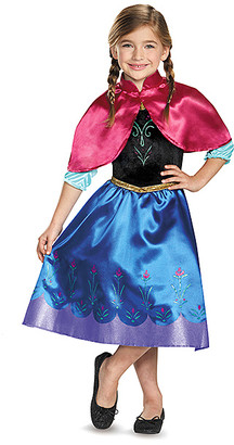 Disguise Girls' Costume Outfits - Frozen Anna Classic Dress-Up Set - Girls