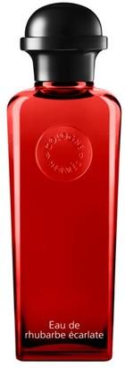 Hermes Eau de Rhubarbe Ecarlate Eau de Cologne Bottle with Pump