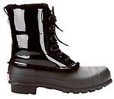 Hunter Shearling Lamb Lined Rain Boots