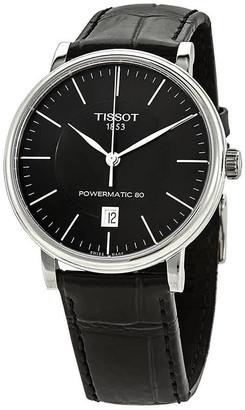 Tissot Carson Automatic Black Dial Men's Watch T122.407.16.051.00