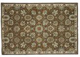 Loloi Fairfield Framed Floral Wool Rug